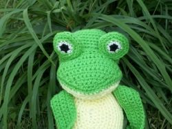 Phillip the Funny Frog