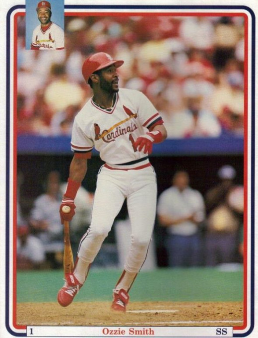 Ozzie Smith, St. Louis Cardinals