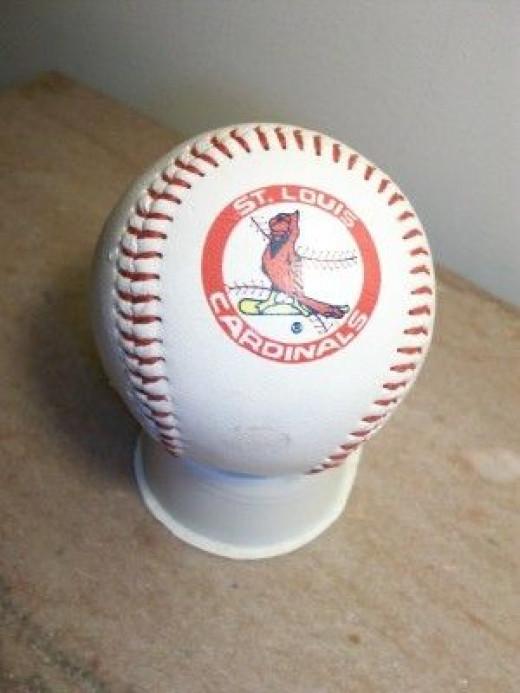 A STL Cardinals Souvenir