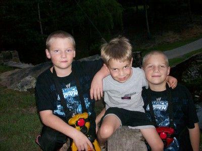 The bigger boys...