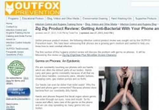 Zig Zig Screen Cleaner Product Review