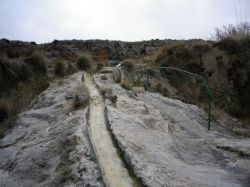 The Irrigation Channel is Still in Use