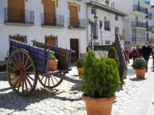 Castril Village