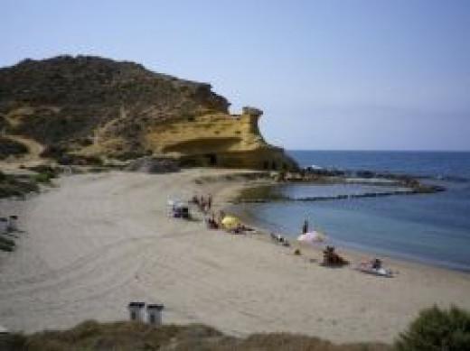 Playa Los Cocideros