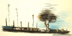 The port of Ascona