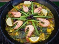 Easy BBQ Paella Recipe