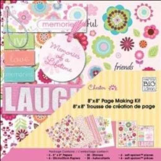 Me & My Big Ideas Page Kit