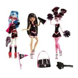 Monster High Ghoul Spirit Action Doll