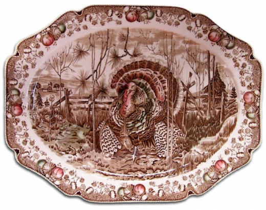 Johnson Brothers Turkey Platter