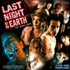 Last Night On Earth - The Zombie Board Game