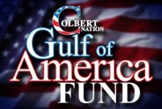 The Colbert Nation Gulf of America Fund