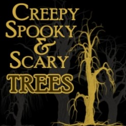 Scary & Spooky Trees - Photoshop Brushes and Shapes