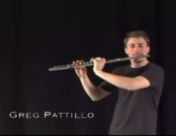 Greg Pattillo's Beatboxing Flute