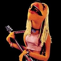 Janice: Muppet Member of Electric Mayhem