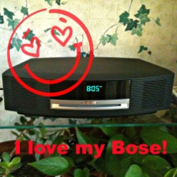 Bose Wave Music and TV Audio Systems