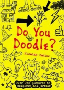 Do You Doodle? The Drawing Alternative to Coloring Books