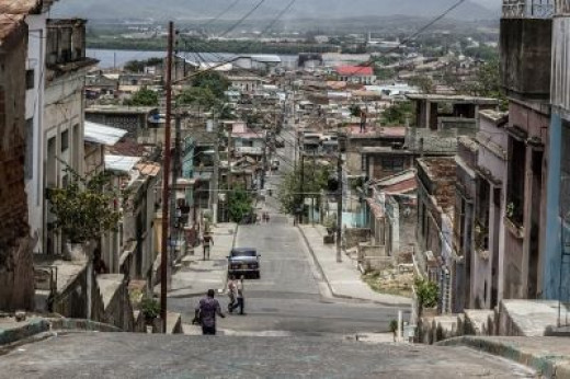 Mercado's Hometown: Santiago de Cuba
