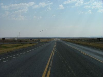 A person could die on this road in Nowhere, Wyoming