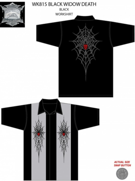 A Creepy Crawly shirt for a Charlie Costume for Halloween