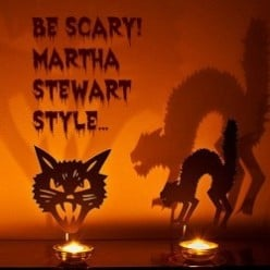 "Have a ""Martha Stewart"" Halloween"
