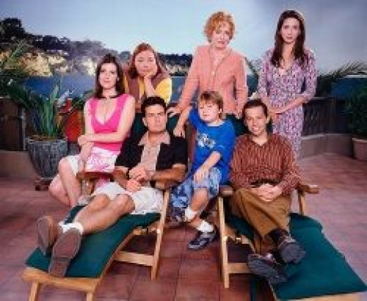 Cast of Two and a Half Men