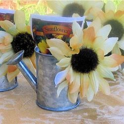 Find the link to Little Thing Favors in this article to perhaps purchase the supplies to make this cute wedding favor.