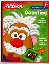 Does the Potato Head on this book look like Einstein?