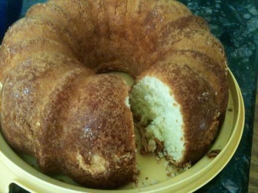 Hey, Gigi, I want a piece of cake!