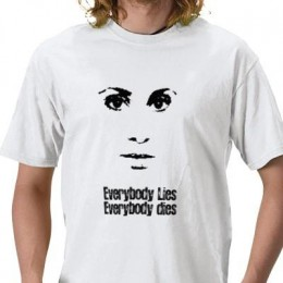 Sadly, this is a real shirt