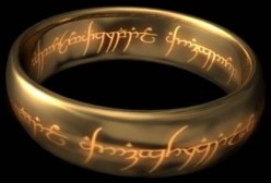 Black Speech Of Mordor One Ring To Rule Them All